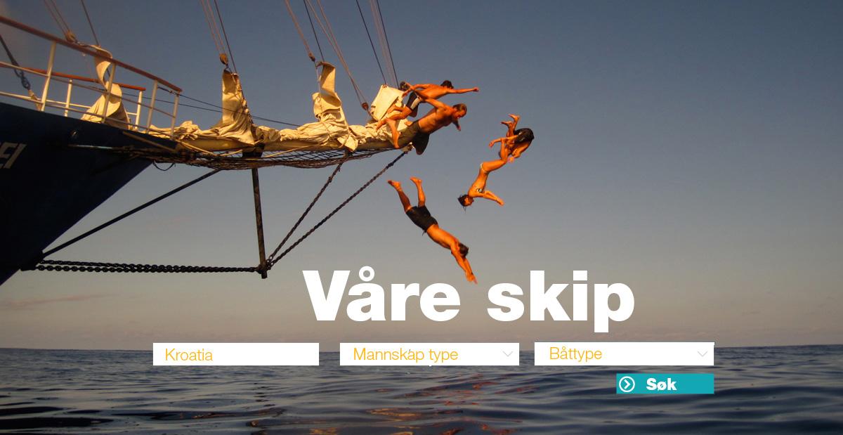 kroatia-båter-til-leie-yacht